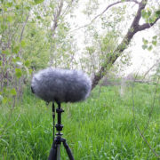 Mic Setup at Boyer Chute